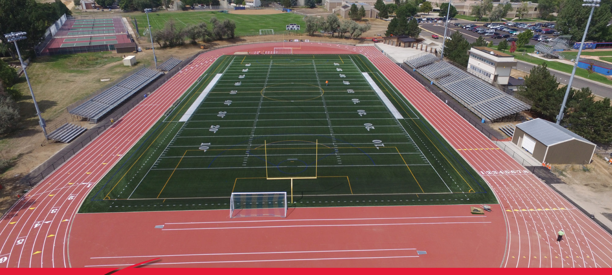 Boulder Valley School District – Centaurus High School Addition and Renovation and Spangenberg Field