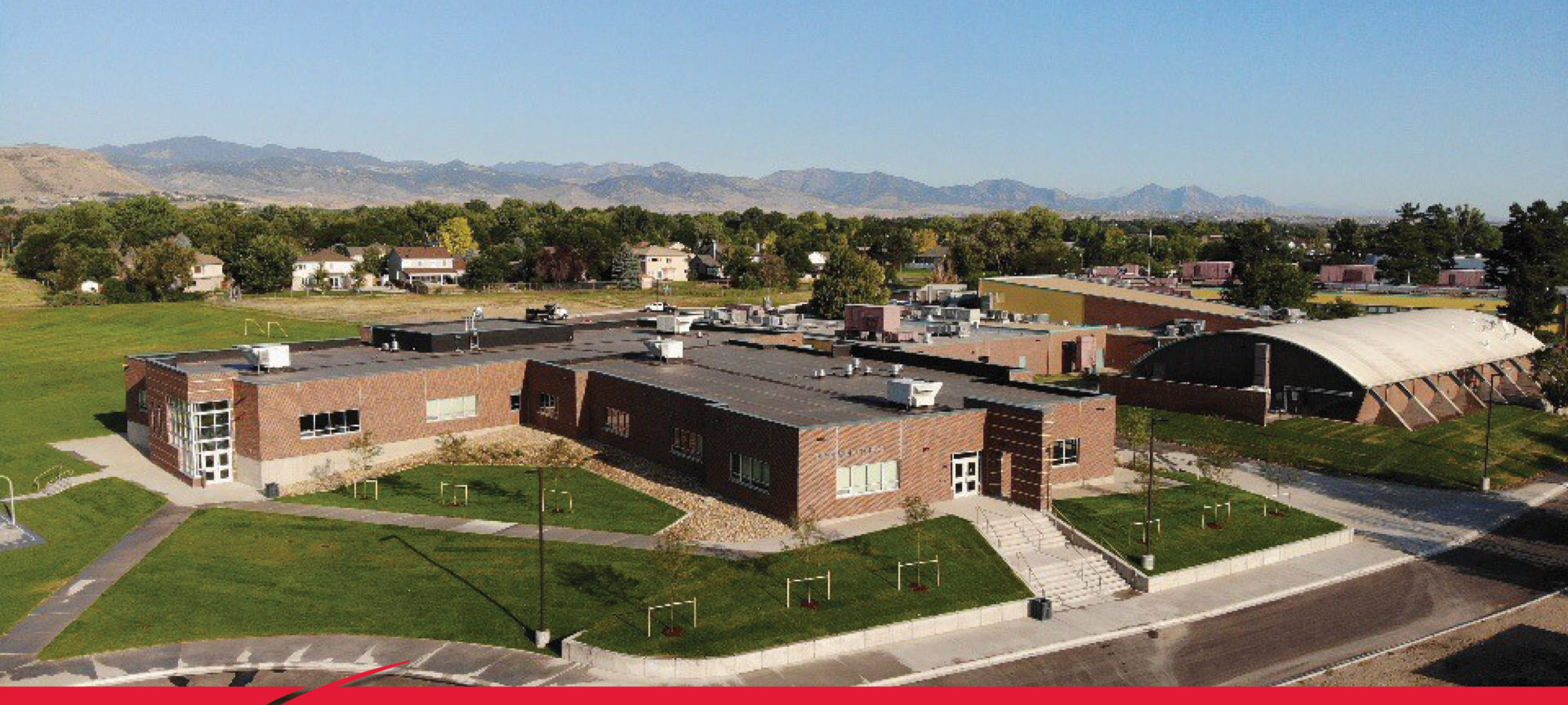Jefferson County School District – Drake Middle School, Additions and Renovations