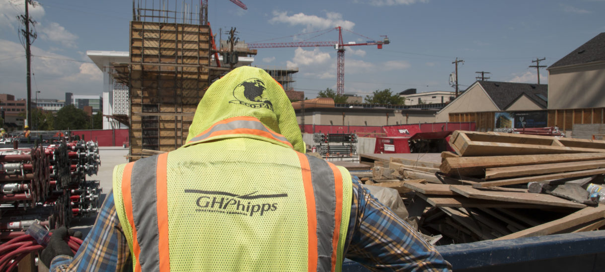 GH Phipps and the True Builder Mentality