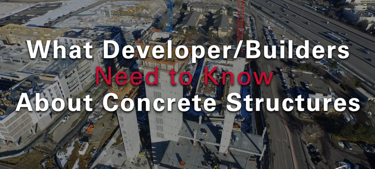 What Developer/Builders Need to Know About Concrete Structures